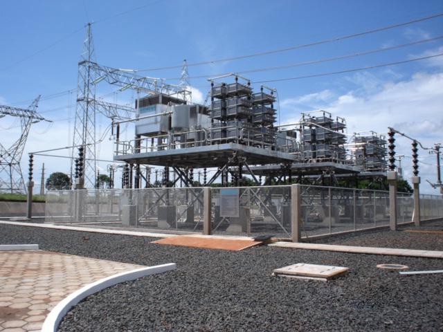SE Rio Verde 2 500 kV
