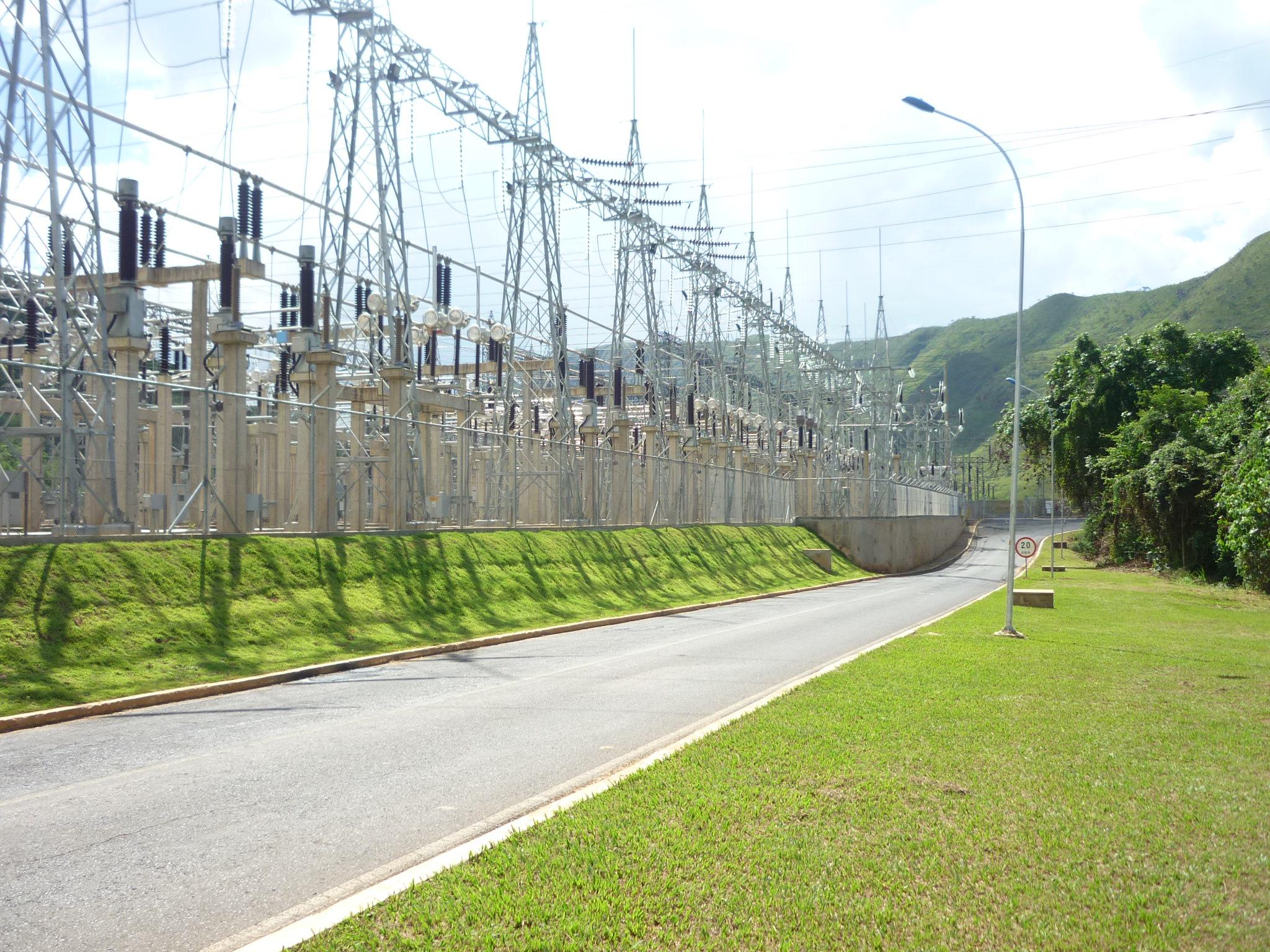 SE Mascarenha Moraes 345 kV