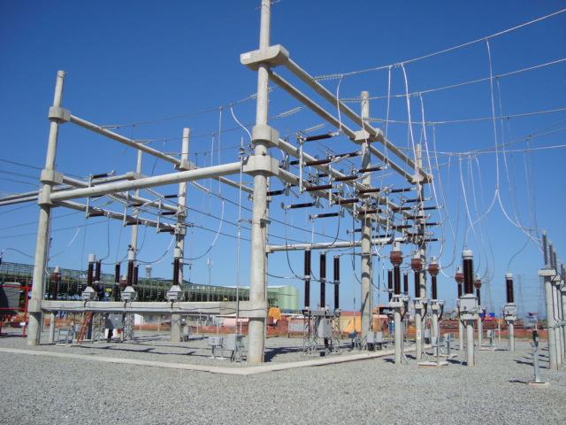 SE TKCSA 138 kV