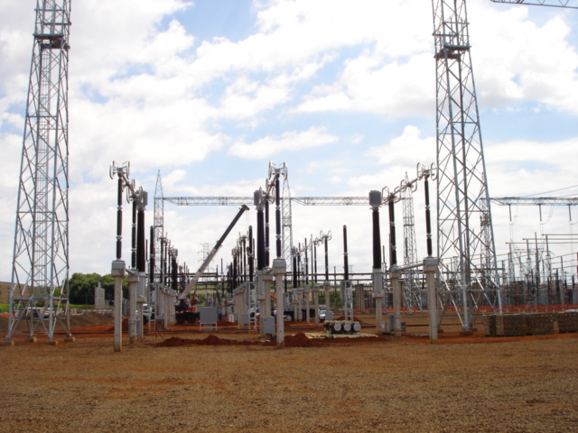 SE Londrina 500 kV