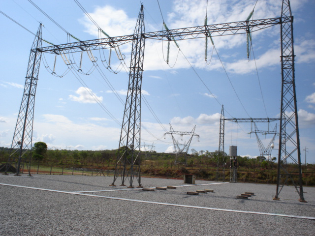 SE Barra do Peixe 230 kV