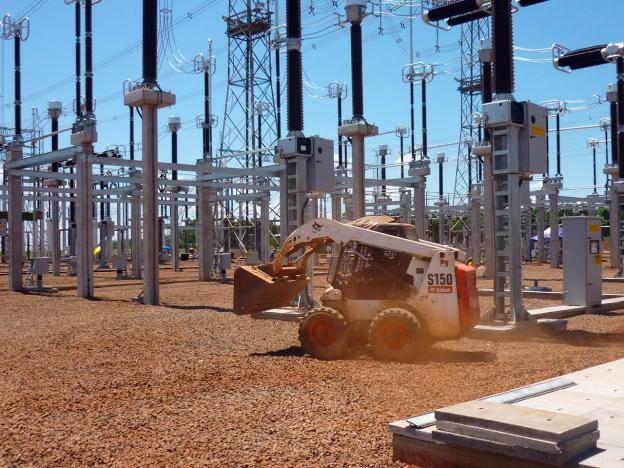 SE Foz do Iguaçu 500 kV