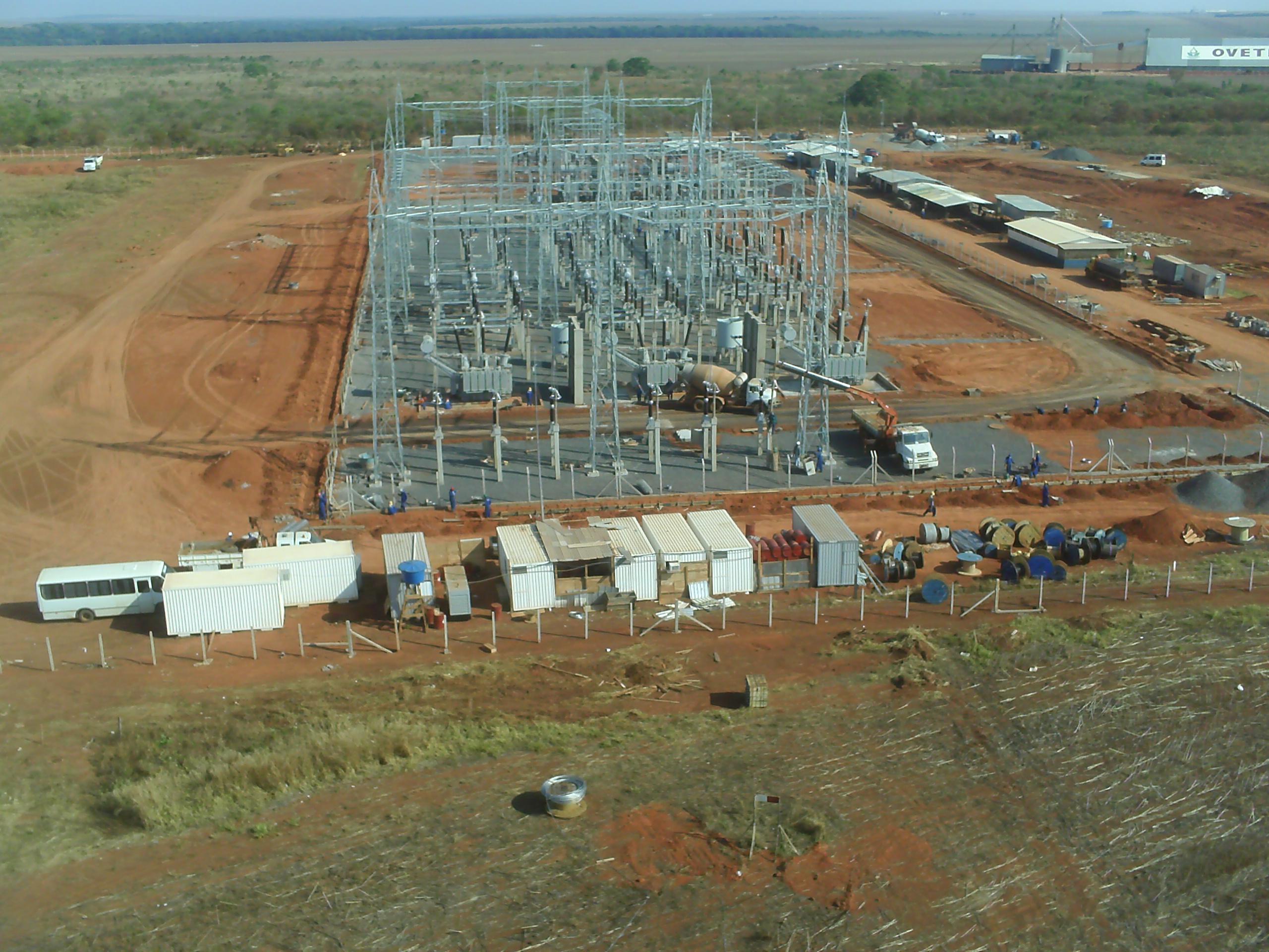 SE Brasnorte 230 kV